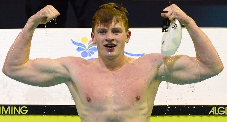 afp-britains-adam-peaty-sets-new-50m-breaststroke-world-record